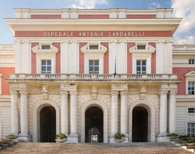 OSPEDALE CARDARELLI DI NAPOLI : CONCORSO PER 60 O.S.S.