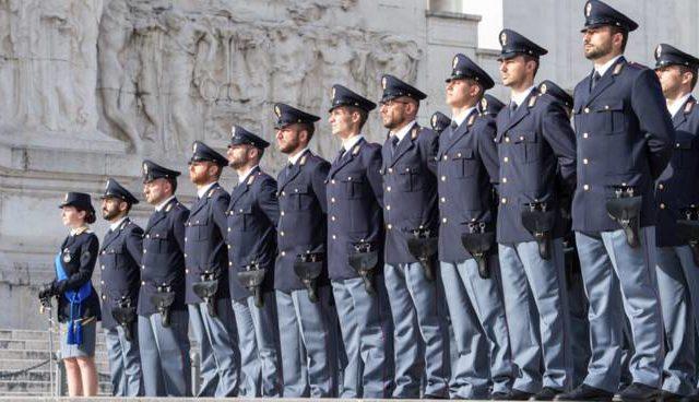 POLIZIA DI STATO : CONCORSO PER 654 ALLIEVI