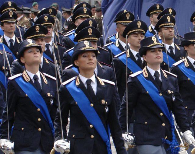 14/12/18 - POLIZIA DI STATO : CONCORSO PER 80 COMMISSARI