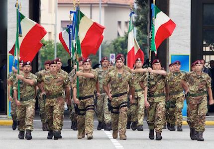 17/12/18 - ESERCITO ITALIANO : CONCORSO PER 8000 VOLONTARI