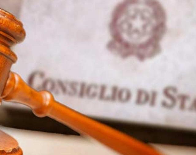 06/05/19 - CONSIGLIO DI STATO: CONCORSO PER 2 CONSIGLIERI