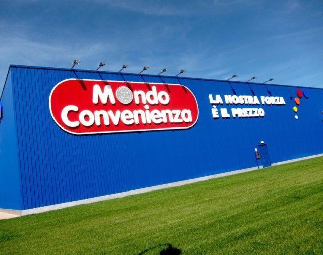 Mondo Convenienza: Posti per Addetti Pulizie, Arredatori, Operatori Logistici