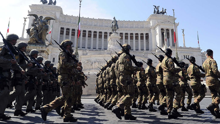 Esercito: pubblicato il Bando per Diventare Tenenti. Età massima 38 anni