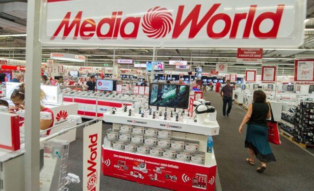 MediaWorld: lavoro per Capi Settore, Impiegati, Addetti Vendita e Casse