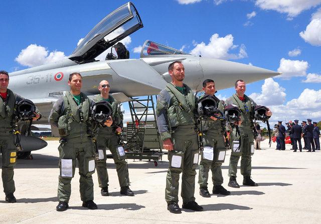 Aeronautica Militare: Concorso per 800 VFP1, si richiede la Licenza Media