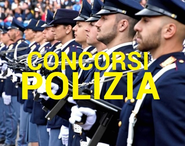 Polizia: Bando, Formazione e Tirocinio per Diventare Commissari, 120 Posti