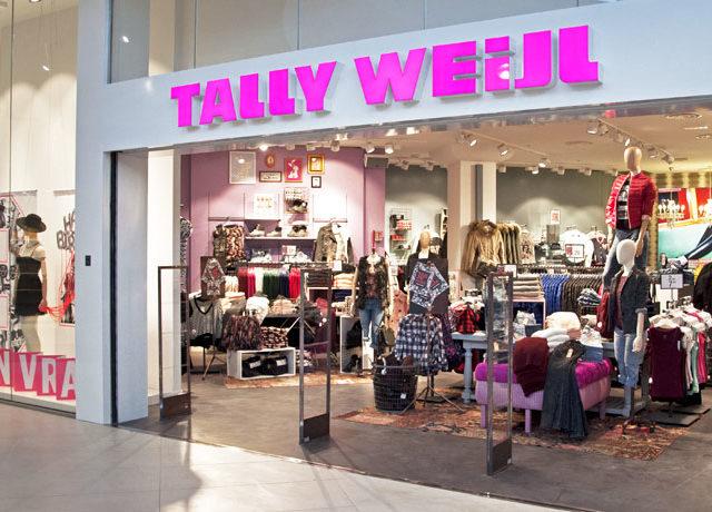Tally Weijl: aperte le nuove Candidature per Addetti Vendita e Store Manager
